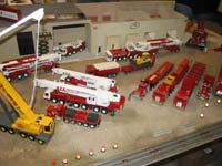 Construction Truck Scale Model Toy Show IMCATS-2004-001-s
