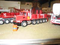 Construction Truck Scale Model Toy Show IMCATS-2004-002-s