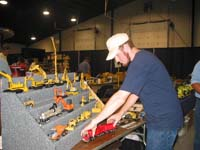 Construction Truck Scale Model Toy Show IMCATS-2004-009-s