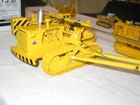 Construction Truck Scale Model Toy Show IMCATS-2004-014-s
