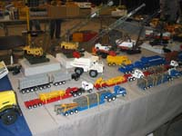 Construction Truck Scale Model Toy Show IMCATS-2004-017-s
