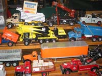 Construction Truck Scale Model Toy Show IMCATS-2004-022-s