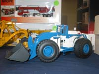 Construction Truck Scale Model Toy Show IMCATS-2004-025-s