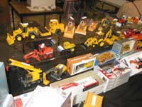 Construction Truck Scale Model Toy Show IMCATS-2004-026-s