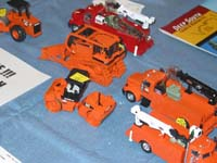 Construction Truck Scale Model Toy Show IMCATS-2004-027-s