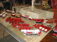 Construction Truck Scale Model Toy Show IMCATS-2004-039-s