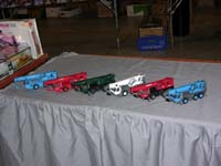 Construction Truck Scale Model Toy Show IMCATS-2005-015-s