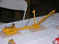 Construction Truck Scale Model Toy Show IMCATS-2005-019-s
