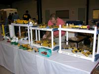 Construction Truck Scale Model Toy Show IMCATS-2005-022-s