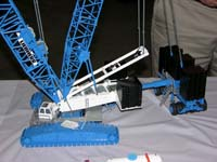 Construction Truck Scale Model Toy Show IMCATS-2005-025-s