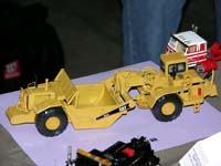 Construction Truck Scale Model Toy Show IMCATS-2005-030-s