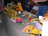 Construction Truck Scale Model Toy Show IMCATS-2005-032-s