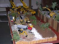 Construction Truck Scale Model Toy Show IMCATS-2005-037-s