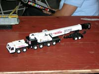 Construction Truck Scale Model Toy Show IMCATS-2005-043-s