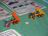 Construction Truck Scale Model Toy Show IMCATS-2005-049-s