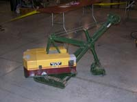 Construction Truck Scale Model Toy Show IMCATS-2005-051-s