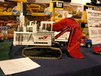 Construction Truck Scale Model Toy Show IMCATS-2005-066-s