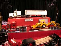 Construction Truck Scale Model Toy Show IMCATS-2005-082-s