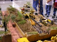 Construction Truck Scale Model Toy Show IMCATS-2005-085-s