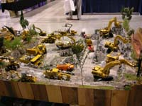 Construction Truck Scale Model Toy Show IMCATS-2005-086-s