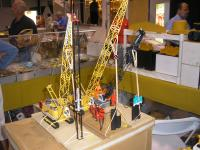 Construction Truck Scale Model Toy Show IMCATS-2006-006-s