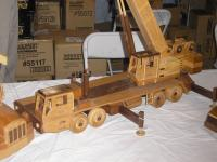 Construction Truck Scale Model Toy Show IMCATS-2006-028-s