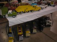Construction Truck Scale Model Toy Show IMCATS-2006-043-s