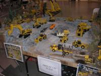Construction Truck Scale Model Toy Show IMCATS-2006-047-s