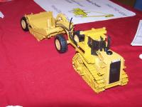 Construction Truck Scale Model Toy Show IMCATS-2007-011-s