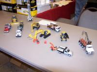 Construction Truck Scale Model Toy Show IMCATS-2007-041-s