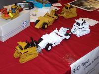 Construction Truck Scale Model Toy Show IMCATS-2007-059-s