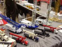 Construction Truck Scale Model Toy Show IMCATS-2007-087-s