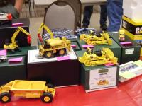 Construction Truck Scale Model Toy Show IMCATS-2007-119-s