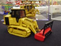 Construction Truck Scale Model Toy Show IMCATS-2007-137-s
