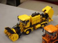 Construction Truck Scale Model Toy Show IMCATS-2007-142-s