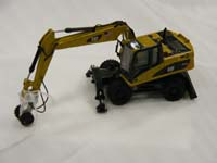 Construction Truck Scale Model Toy Show IMCATS-2008-010-s