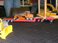 Construction Truck Scale Model Toy Show IMCATS-2008-016-s