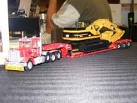 Construction Truck Scale Model Toy Show IMCATS-2008-017-s