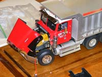 Construction Truck Scale Model Toy Show IMCATS-2008-021-s
