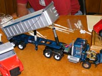 Construction Truck Scale Model Toy Show IMCATS-2008-023-s