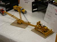 Construction Truck Scale Model Toy Show IMCATS-2008-025-s