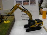 Construction Truck Scale Model Toy Show IMCATS-2008-029-s