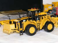 Construction Truck Scale Model Toy Show IMCATS-2008-032-s