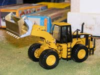 Construction Truck Scale Model Toy Show IMCATS-2008-037-s