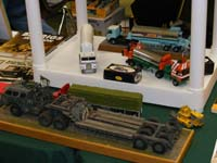 Construction Truck Scale Model Toy Show IMCATS-2008-038-s