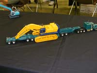 Construction Truck Scale Model Toy Show IMCATS-2008-043-s