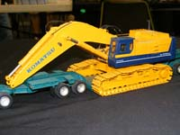 Construction Truck Scale Model Toy Show IMCATS-2008-044-s