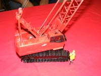 Construction Truck Scale Model Toy Show IMCATS-2008-051-s