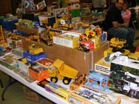 Construction Truck Scale Model Toy Show IMCATS-2008-053-s