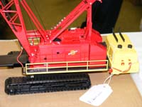 Construction Truck Scale Model Toy Show IMCATS-2008-066-s
